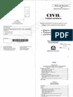 Guia de Civil I Actualizada 2016 arg.