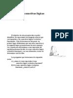 Morado, R. Conectivas Logicas
