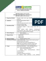 Panduan Praktik Klinis Difteri