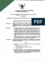 Permen ESDM 13 2009.pdf