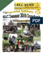 ELC News Summer 2010