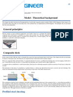 Composite Analysis Model - Theoretical Background