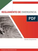7 Reglamento de Emergencia