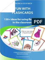 Fun with Flashcards - English Teachers cookbook for teaching English with flashcards.pdf