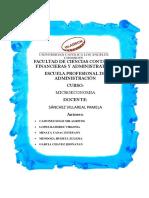 Explica Los Fundamentos Básicos de La Teoría Microeconómica y Su Relación Con La Escasez y La Elección (1)