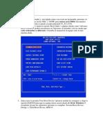 Instrucciones Formateo