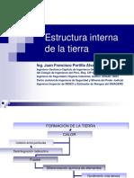 3.Estructura Interna de La Tierra