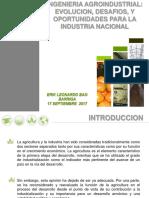 Agroindustrias Evolucion Desafios y Oportunidades