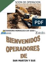 Excavadora.325D330 DL Ppt