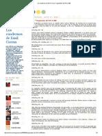 Los Cuadernos de Emil Cioran_ Fragmentos Del 341 Al 360