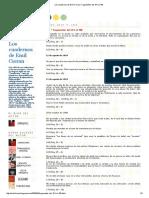 Los Cuadernos de Emil Cioran_ Fragmentos Del 161 Al 180