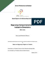 (Tese) Segurança Comportamental na Indústria Cimenteira - SECIL-Outão-1