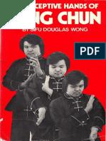 Wong Douglas - The deceptive hands of Wing Chun.pdf