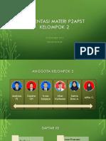 Presentasi materi p2apst