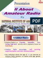 About Amateur Radio