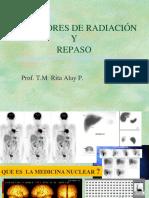 Clase 2 Detectores de Radiacion y Repaso 2015