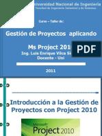 Gestión de Proyectos Uni-capacitacion