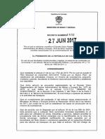 Decreto 1102 de 2017 - Medidas Relacionadas con la Comercializacion Mineria Subterranea.pdf