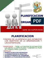 planificacion y organizacion