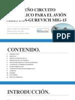Diseño Circuito Hidráulico Para El Avión