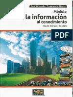 De La Informacion 136 p