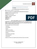 INFORME N°1 CONSOLIDACION DE LO SUELOS