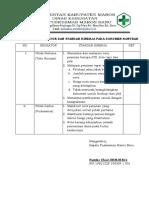 2.5.2.1 Kejelasan Indikator Dan Standar Kinerja Pada Dokumen Kontrak