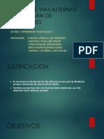 Diseño de Vias Alternas en San Juan De