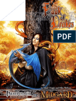 Pathfinder Rpg Ogl - Midgard Campaign Setting - Book of Drakes