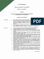 Perdir No 0036 Pedoman Perencanaan Dan Pengendalian Anggaran Di Lingkungan Pt Pln (Persero)