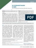 Rac2015 Placenta Accreta Index
