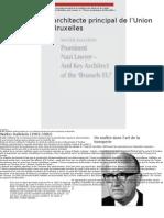 RACINES NAZIS DE L'UNION EUROPÉENNE DE BRUXELLES -CHAP 2-