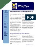 Minnesota Wing - Nov 2007