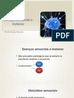 Doenças Sensoriais e Motoras