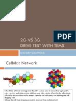Drive-Test-2G-Vs-3G
