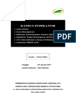 KAMUS INDIKATOR RS SMC Kab. Tasikmalaya