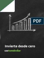 eBook Invierte Desde Cero