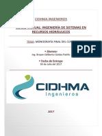 MONOGRAFÍA FINAL INGENIERÍA DE SISTEMAS EN RECURSOS HIDRÁULICOS.pdf