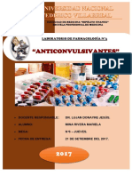 laboratorio FARMACOLOGIA 3