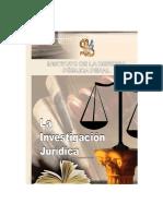 12 PENAL Modulo Investigacion Juridica2010 IDPP