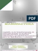 Unidad 1 Evulucion de La Manofactura