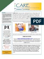 Newsletter Summer 2010 V1 Issue 7