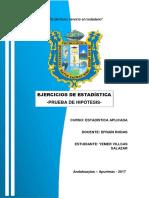 Estdistica Ejer. 7- Pag. 378