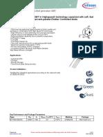 Infineon Iky75n120ch3 Ds v02 02 En