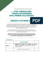 Ajustes Curriculares Octubre 2010