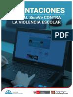 PORTAL SISEVE..Orientaciones Portal Siseveb