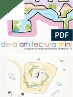 1.4.g Prezentare de a Arhitectura Mini Pentru Părinţi