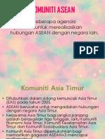 Komuniti Asean