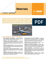 Photo Latent Catalyst BASF Aerospace Materials Overview