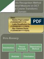 Analysis of Iris Recognition Method Using Ordinal Measureppt.pptx